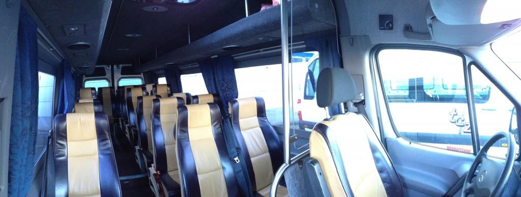 touringcar 19 personen