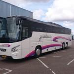 Nieuwe 62-Persoons rolstoel touringcar